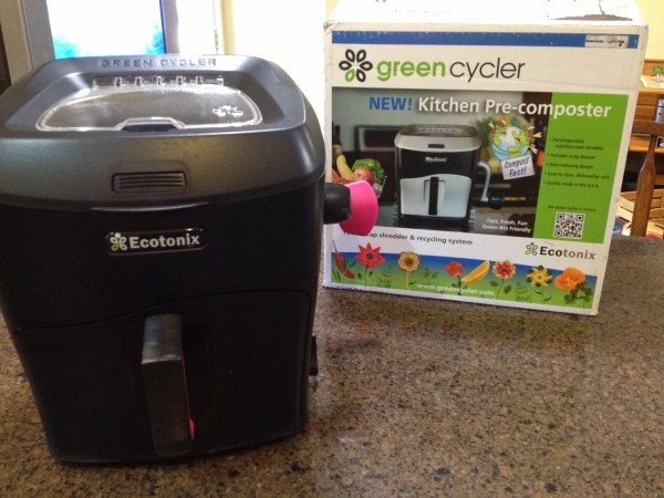 GreenCycler Pre-Composter