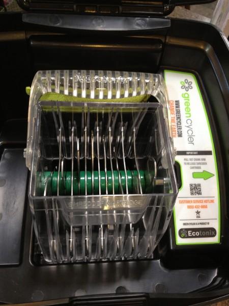Cycler Pre-Composter 7