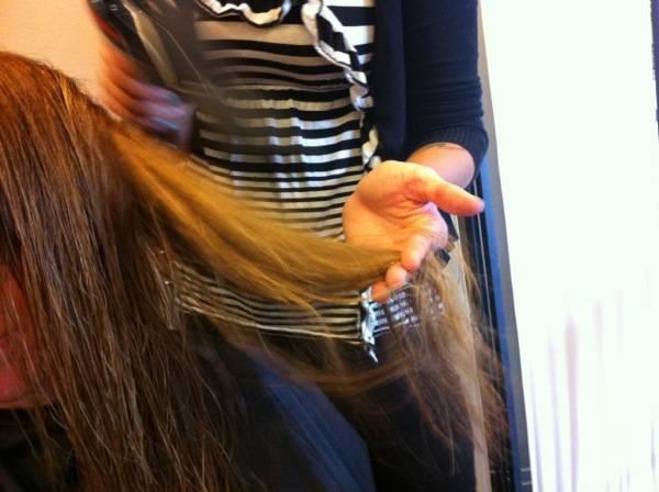 Japanese Hair Straightening System 10