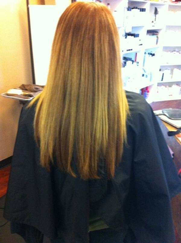 Japanese Hair Straightening System 12