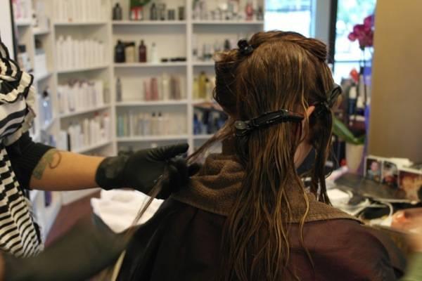 Japanese Hair Straightening System 3