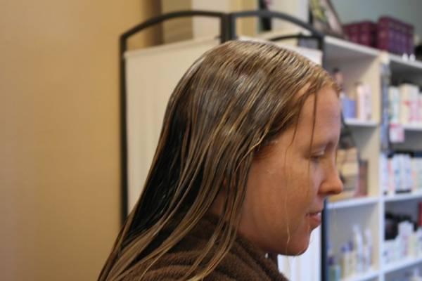 Japanese Hair Straightening System 4