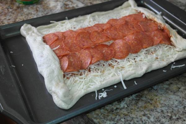 Pillsbury Pizza Crust 7