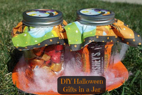 Hershey's Halloween DIY Craft 1