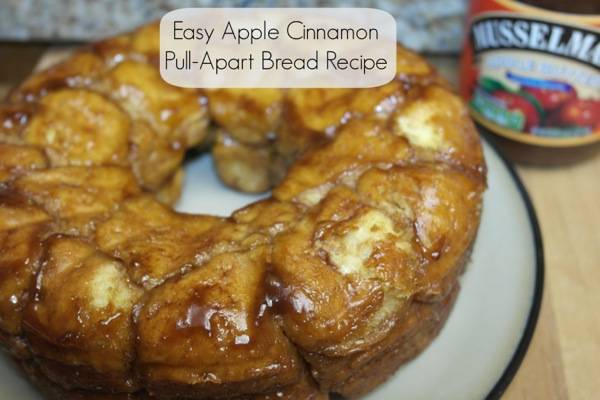 Apple Cinnamon Pull-Apart Recipe 2