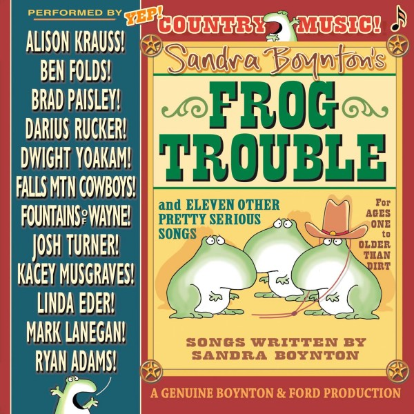 Frog Trouble 1