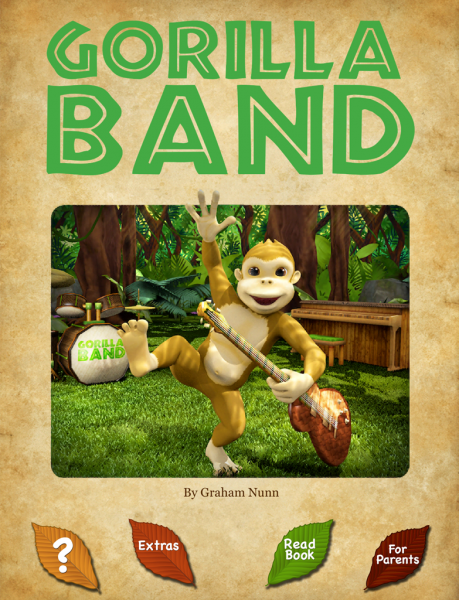 Gorilla Band Cover