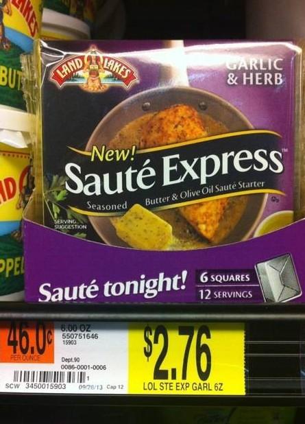 20 Minute Garlic Chicken & Vegetable Recipe #SauteExpress 3