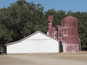 Halter Ranch Barn