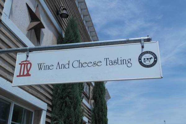 Bravo Farms Visalia Wine and Cheese Tasting