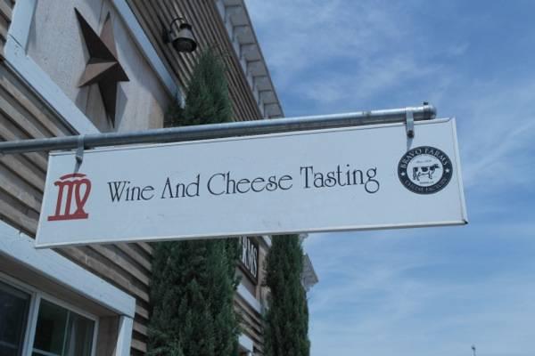 Bravo Farms Visalia Wine and Cheese Tasting