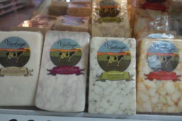 Bravo Farms Cheese Tasting Visalia 5