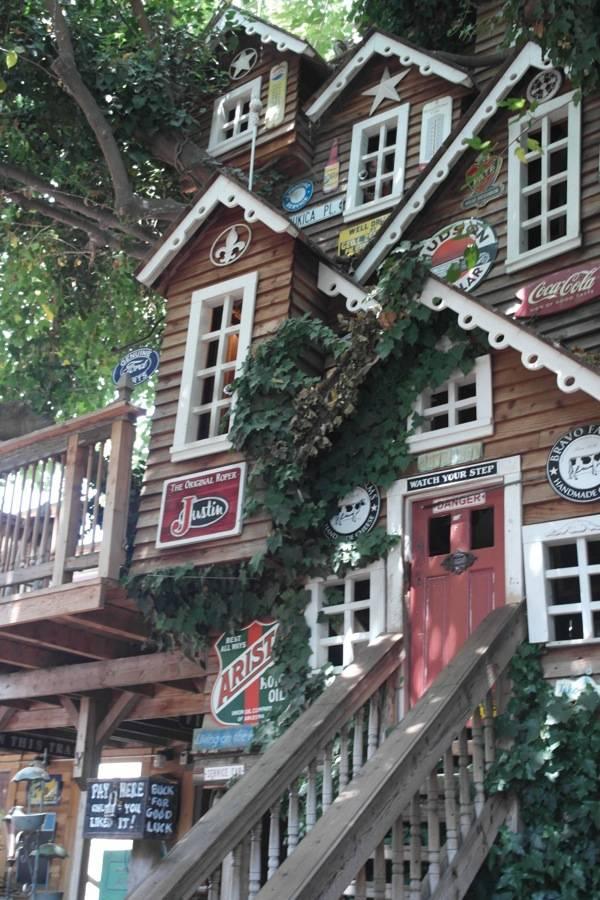 Bravo Farms Visalia Tree House