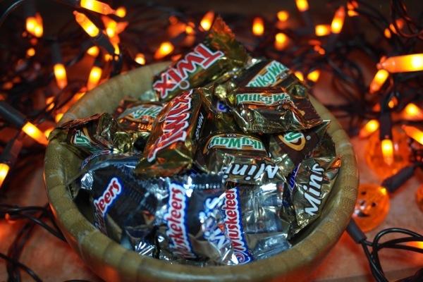 #SpookyCelebrations Brownies & Punch 1