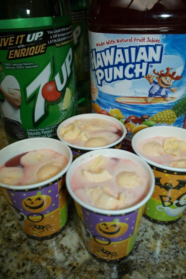 #SpookyCelebrations Brownies & Punch 7