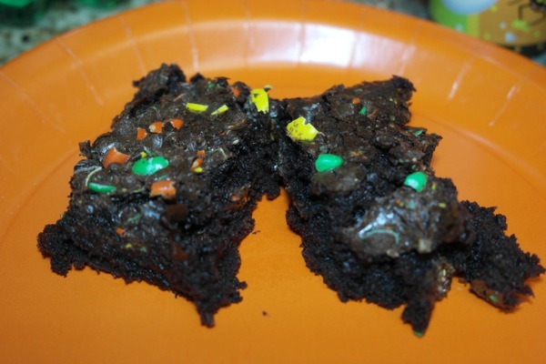 #SpookyCelebrations Brownies & Punch 3
