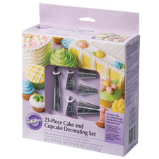 Wilton Cake and Cupcake Decorating Set