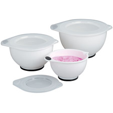 Wilton Covered Mixing Bowl Set