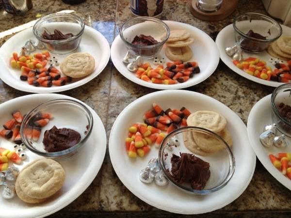 Thanksgiving Turkey Cookies 2