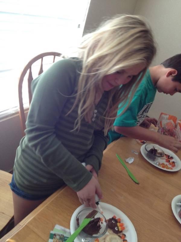 Thanksgiving Turkey Cookies 4