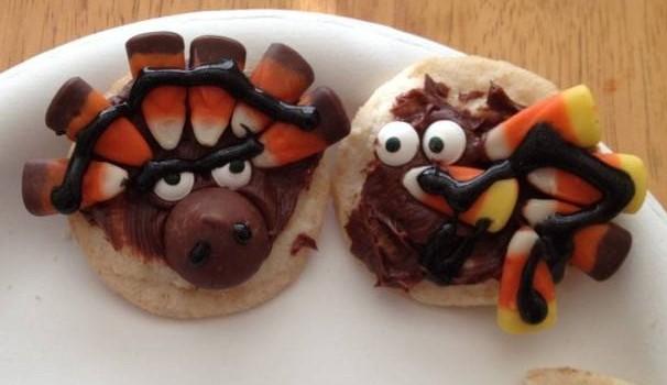 Thanksgiving Turkey Cookies 10