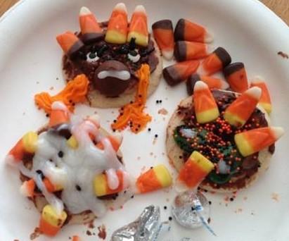 Thanksgiving Turkey Cookies 12