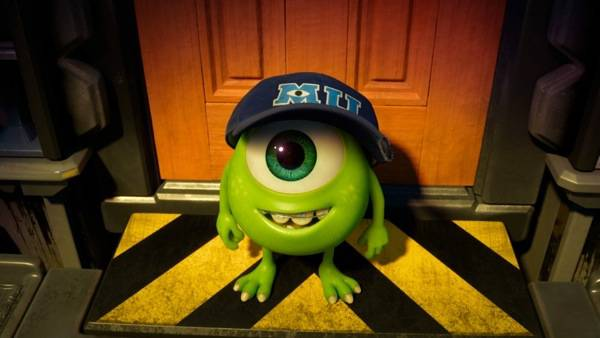 Monsters University #Monsters University 4