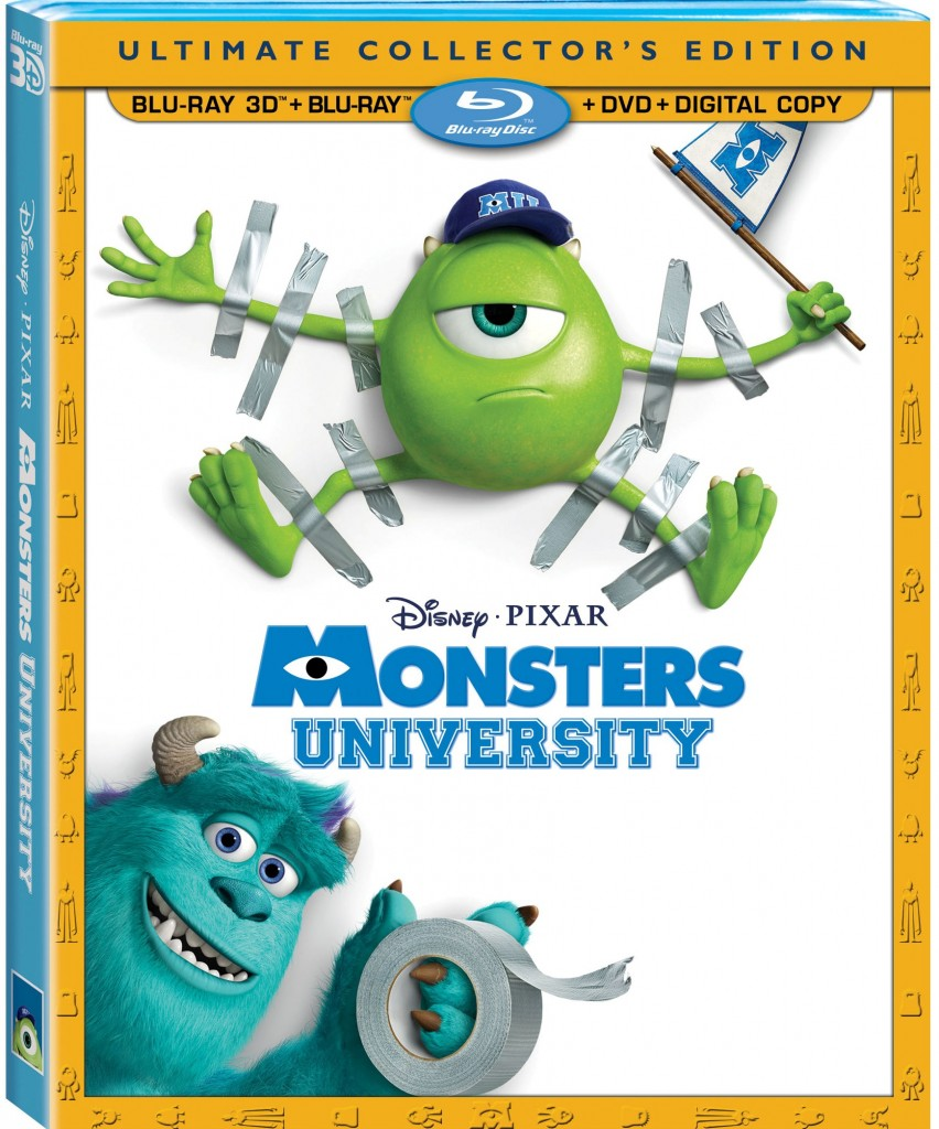 Monsters University #Monsters University 2