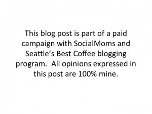 SocialMoms and Seattle's Best Coffee Disclosure