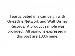 One2One Walt Disney Records Disclosure