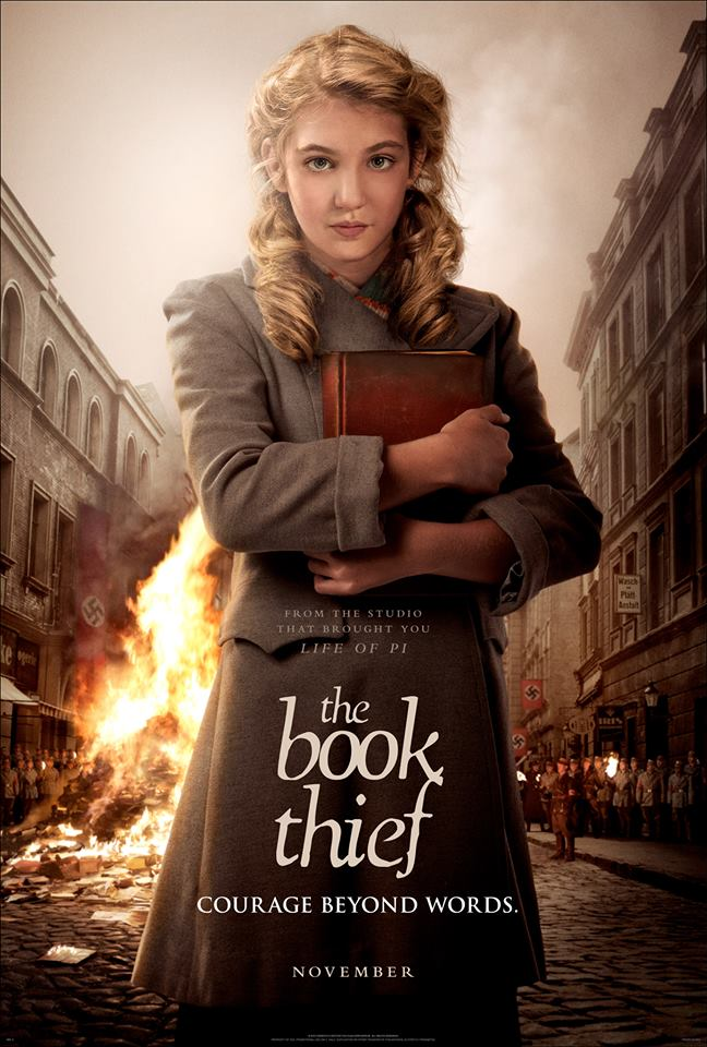 The Book Thief Logo