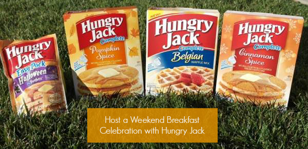 Hungry Jack Breakfast