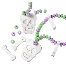 Wilton Skull Candy Necklaces