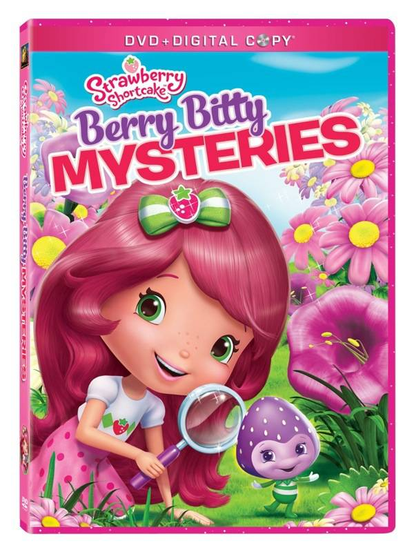 Strawberry Shortcake Berry Bitty Mysteries