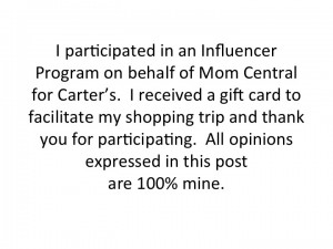 #sponsored #MC #CartersFam