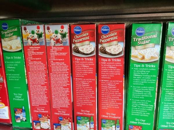 #spon #CelebrateMore #HolidayBaking #Pillsbury