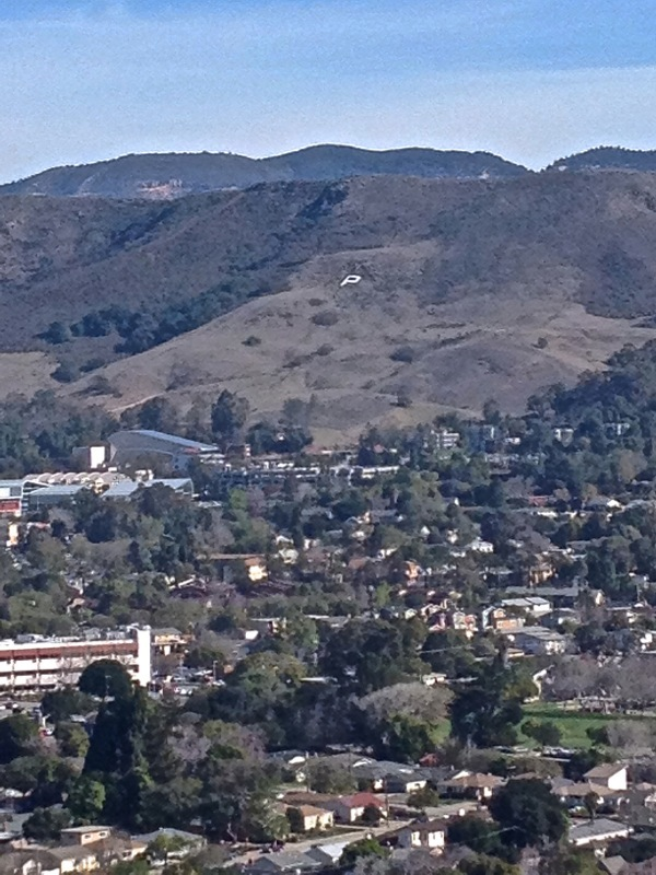The P is for Cal Poly