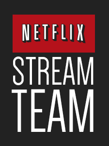 #StreamTeam #Netflix #ad