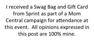 #spon #SprintSFBloggers #MC