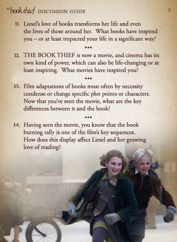 #FHEInsiders #TheBookThief #Giveaway #Sweepstakes #spon