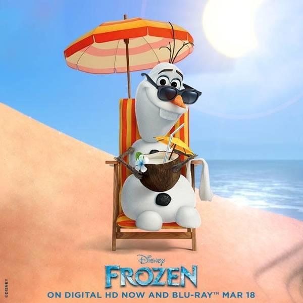 #Disney #Frozen #Giveaway #spon