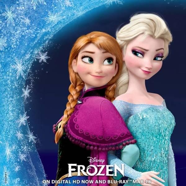 #Frozen #Disney #Giveaway #spon
