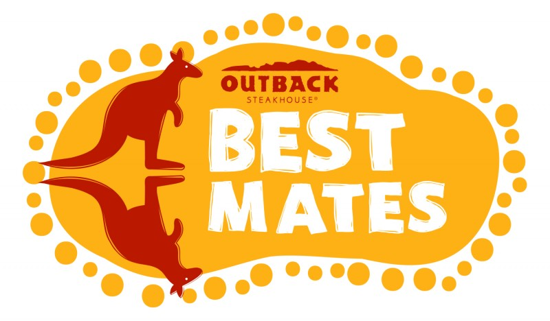#OutbackBestMates #FathersDay #foodie #spon
