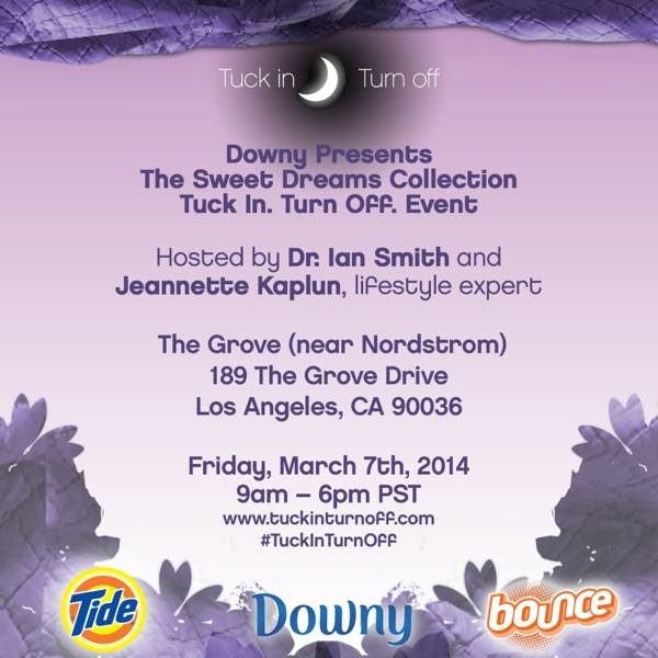 #spon #Downy #Ambassador #TuckInTurnOff #health