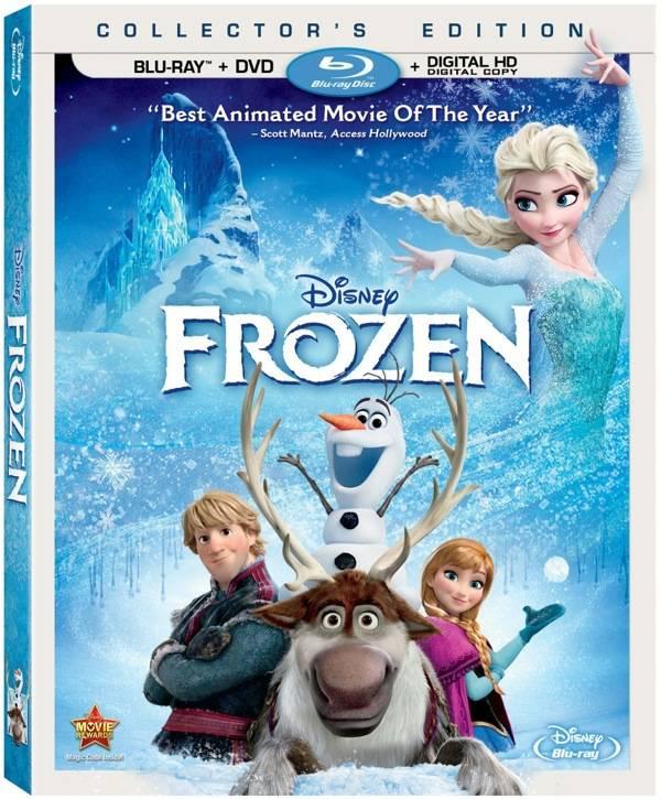 #Frozen #Giveaway #Disney #spon