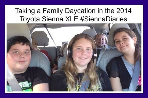 #SiennaDiaries #Travel #daycation #familytravel #spon
