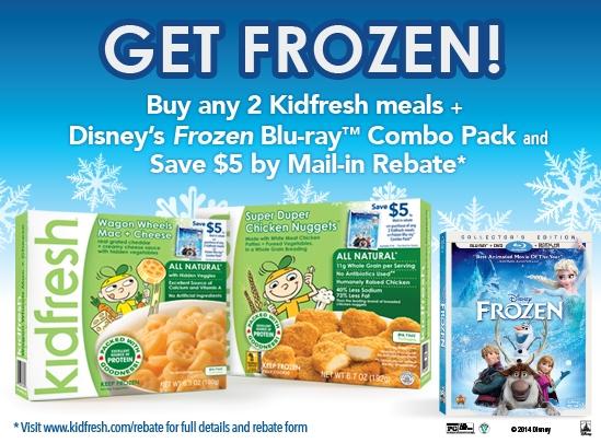 #Disney #Frozen #KidFresh #Giveaway #spon