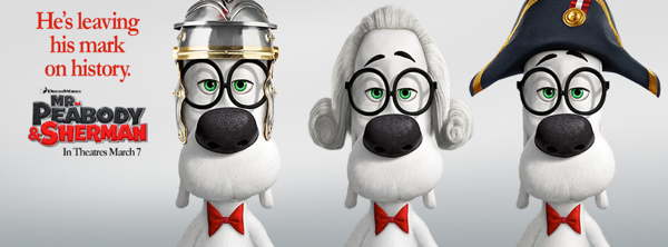 #spon #MrPeabody #movie #giveaway