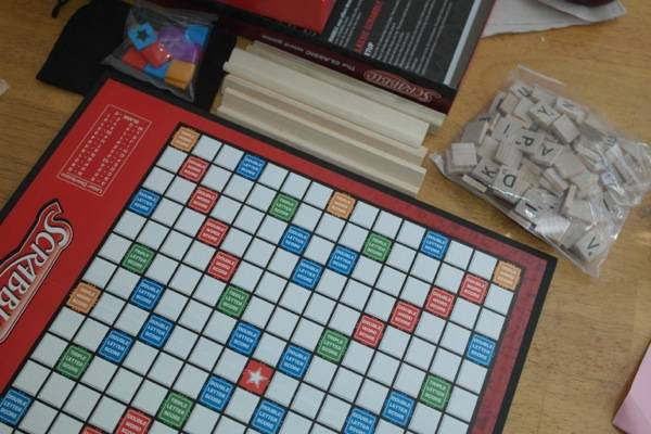 #Hasbro #FamilyGameNight #Scrabble #spon
