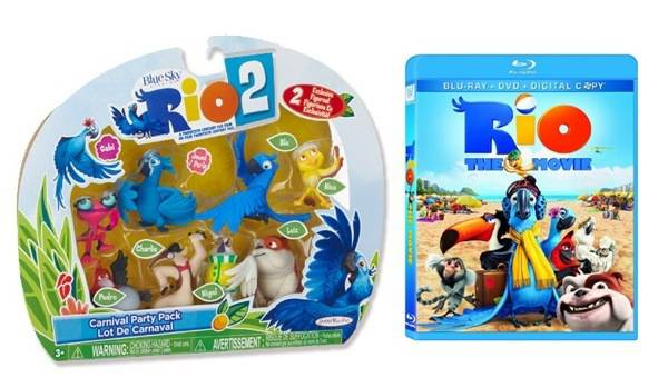 #Rio2 #MovieReview #Giveaway #spon